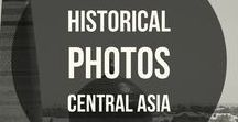 Central Asia -  Historical photos / Historical Photos of Cental Asia. Find out more about the life & travel in Central Asia in XiX and XXth centuries. Learn more about the rich history, different ethnicities and their traditions in Central Asia