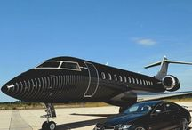 Vehicle  #Private Jet