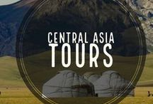 Central Asia Tours / We would like to promote Central Asia as a travel destination and show variety of leisure activities that you can do in Kazakhstan, Kyrgyzstan, Tajikistan, Turkmenistan and Uzbekistan. Find travel Information, visa requirements & see FAQs. Book Group and Private Tours to Central Asia