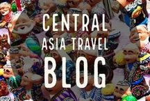 Central Asia - Travel Blog / Curious about Central Asia? Wonder what is Central Asia? where is it? how about culture, customs and traditions of the countries you have never heard about? What to see? what to eat? What to do? We've got variety of travel blogs on Central Asia covering architecture, history, arts, sightseeing places and people of Kazakhstan, Kyrgyzstan, Tajikistan, Turkmenistan & Uzbekistan