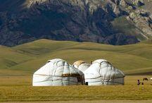Central Asia - Kalpak Travel / Best of Central Asia pins from Kalpak Travel