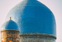 Travel Inspiration / Central Asia