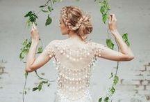 beautiful wedding attire / by Aneila Baker