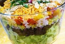 Soups / Salads / by Brooke Mahan