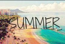 Summer Lovin' / #summer #love #sunshine #ocean