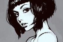 Comics and Illustration