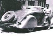 Classic Movie Star Cars