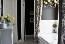 Home - Bathrooms / by Therese Sweitzer