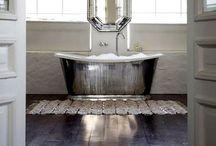 Bathroom / by Morgan White