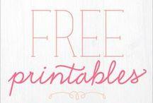 Printables/Downloadables