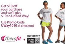 Therafit Giveaways