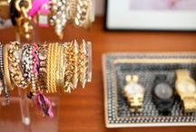 Jewelry Displays and Storage / Get your jewelry organized!