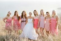 Coral themed wedding / by ♡TwEeTiE PeAcHiE sTaR♡