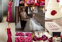 Raspberry wedding inspiration / by ♡Pink Poofie Pie♡