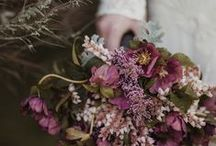 beautiful wedding flowers / by Aneila Baker