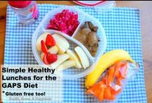 Feeding the Littles- Special Diet or Allergy Recipes / Gluten free, dairy free, allergen free, vegan, and/or paleo recipes. / by Alison Mains