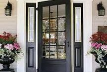 We Need A Black Front Door!