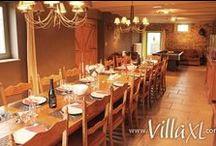 ☀ Gezellig tafelen in onze groepshuizen