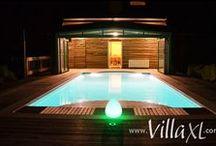 ☀ Ultieme wellness / Op zoek naar een vakantiehuis met een beetje extra? Wij bieden prachtige vakantiehuizen met wellness als een sauna, zwembad of jacuzzi.