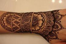 Henna Designs / Mehndi / by Angie Shepherd