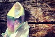 Crystals / Earth companions of extraordinary beauty, wisdom and compassion.  Crystals, gems, gemstones, stones and rocks all featured here.