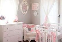 Nursery Ideas / Color & Theme Inspiration for Kids Nursery
