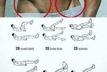AB/CORE WORKOUTS / AB/CORE WORKOUTS