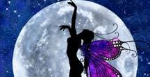 Moon Beams & Sweet Dreams / Sharing Lunar Love with children to start their Moon connections early to enjoy throughout their whole lives.