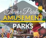 Theme Parks | Amusement Parks / Do you love theme parks? Check our family friendly guides and tips for your favourite amusement parks and water parks. Visit the world of Disneyland, Universal Studios, Sea World, Legoland, Fairytale lands and many more.