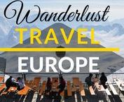 Wanderlust Travel   EUROPE / This board is a collection of family travel posts featured on our wanderlust travel around Europe https://www.kylesfunadventures.com   Europe travel tips, best destinations in Europe, must travel in Europe, Europe travel destinations, travel guides, travel planning