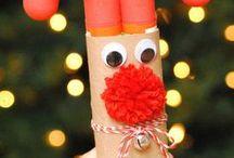 Christmas Ideas / Collections of Christmas decorations, Christmas home decor, Christmas inspirations, Christmas DIY