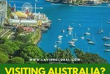 Travel Australia & New Zealand / Sharing pins for travel guides, travel tips, things to do and best places in Australia and New Zealand