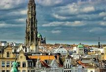 Belgium / Traveling ideas and inspiration, all about Belgium!