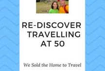 TravelKiwis Rediscovering Travel / Travel with us as we discover hidden gems living local in small villages. At 50 we decided to sell the home and business to backpack through Asia to Europe. Join us on the adventure.