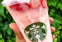 Starbucks / Amazing delicious Starbucks drinks
