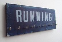 just run / by Randi Schmid