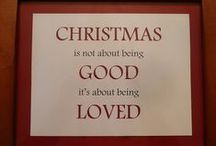 Christmas / by Tracey Devlin