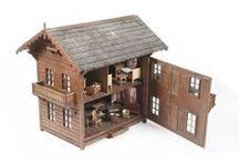 HOBBY : dolls house