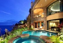 Heavenly Abode / Dream Homes and Spaces