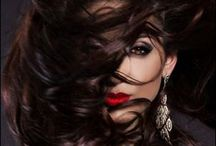Banging Hair / Sultry, funky, beautiful hair... colors and styles.