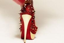Shoe Obsession  / by Amelia-Jane Levchenko