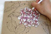 PITTURA  e disegno tutorial
