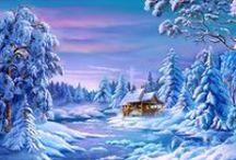 Christmas: PITTURA NATALE