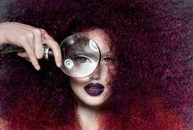 Editorial/Fantasy: Makeup, Hair and Clothes / Fantasy, Editorial Makeup and Hair