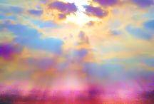 Amazing Skies / Stunning Sunsets, Gorgeous Sunrises; Amazing skies.