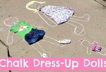 Outdoor Fun with Kids / Get outside, get your hands dirty and get creative with your kids. / by Button Baby Shop