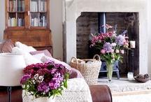 Living room / by Alexandra Hayler
