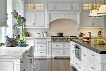 Kitchen / The perfect place to bake / by Alexandra Hayler