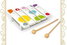 Musical Gifts for Kids / All you need to encourage the mini-Beethoven in your life. / by Button Baby Shop