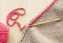 All u Knit is L♥VE / knit, sew, crochet, embrodery and all kind of fabric craft / by Inspiring Things